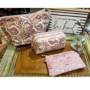🆕️Bundle of 3 Sonia Kashuk Makeup Bags